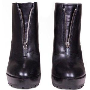 Zipper Boot